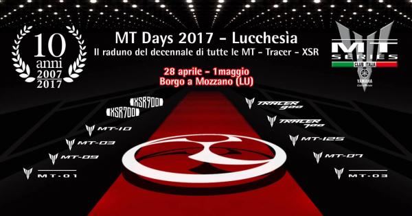 MT Days 2017 - Lucchesìa