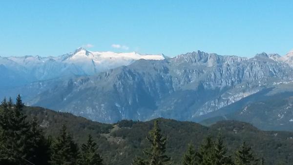 Bondone - Settembre 2014