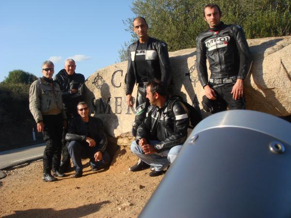 Sardinia Ride