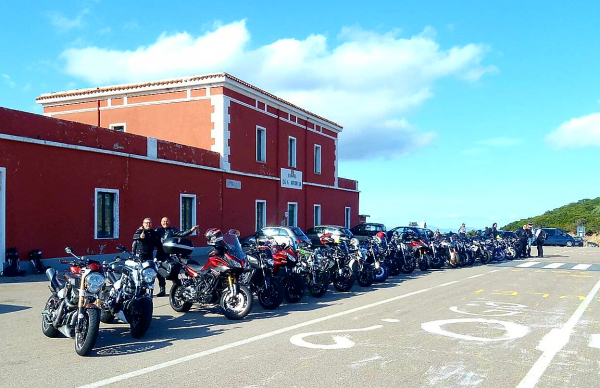 Sardinia Ride - 2017