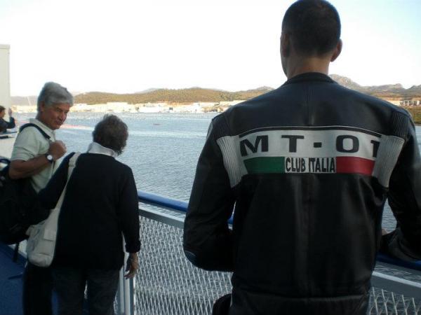 Sardinia Ride - 2011